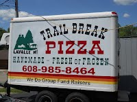 Trail Break Pizza Trailer
